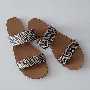 J.Crew Slide Sandals